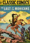 Cover for Classic Comics (Gilberton, 1941 series) #4 - The Last of the Mohicans [HRN 20]
