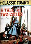 Cover for Classic Comics (Gilberton, 1941 series) #6 - A Tale of Two Cities [HRN 28]