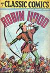 Cover for Classic Comics (Gilberton, 1941 series) #7 - Robin Hood [HRN 28]