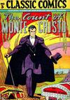 Cover for Classic Comics (Gilberton, 1941 series) #3 - The Count of Monte Cristo [HRN 28]