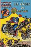 Cover for Captain America (Arédit-Artima, 1979 series) #3