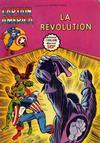 Cover for Captain America (Arédit-Artima, 1979 series) #8