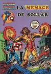 Cover for Captain America (Arédit-Artima, 1979 series) #14