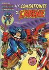 Cover for Captain America (Arédit-Artima, 1979 series) #18