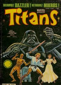 Cover Thumbnail for Titans (Editions Lug, 1976 series) #36