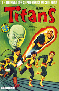 Cover Thumbnail for Titans (Editions Lug, 1976 series) #59