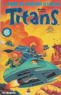 Cover Thumbnail for Titans (Editions Lug, 1976 series) #84