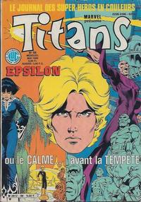 Cover Thumbnail for Titans (Editions Lug, 1976 series) #88