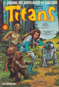 Cover Thumbnail for Titans (Editions Lug, 1976 series) #90