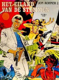 Cover Thumbnail for Jon Rohner (Arboris, 1991 series) #2 - Het eiland van de stemmen