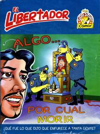Cover Thumbnail for El Libertador (Godstuff Comix, 2000 series) #[nn]