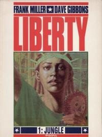 Cover Thumbnail for Liberty (Arboris, 1991 series) #1 - Jungle