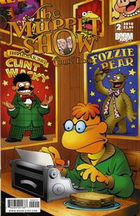 Cover Thumbnail for The Muppet Show: The Comic Book (Boom! Studios, 2009 series) #2 [Cover A]