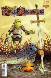 Cover Thumbnail for Muppet King Arthur (Boom! Studios, 2009 series) #1 [Cover A]