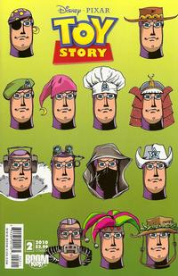 Cover Thumbnail for Toy Story (Boom! Studios, 2009 series) #2 [Cover A]