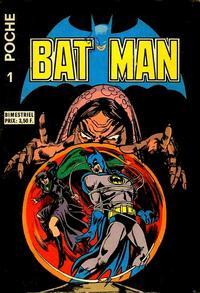 Cover Thumbnail for Batman Poche (Sage - Sagédition, 1976 series) #1