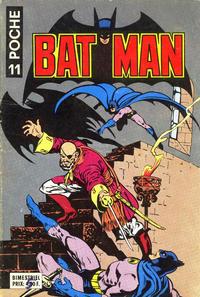 Cover Thumbnail for Batman Poche (Sage - Sagédition, 1976 series) #11