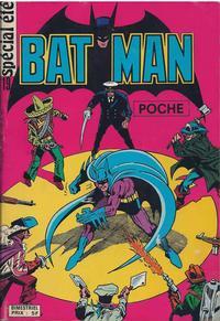 Cover Thumbnail for Batman Poche (Sage - Sagédition, 1976 series) #19