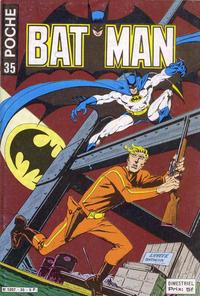 Cover Thumbnail for Batman Poche (Sage - Sagédition, 1976 series) #35