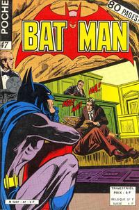 Cover Thumbnail for Batman Poche (Sage - Sagédition, 1976 series) #47