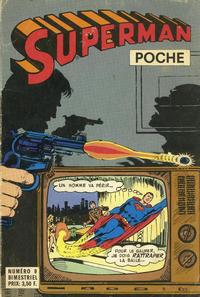 Cover Thumbnail for Superman Poche (Sage - Sagédition, 1976 series) #9
