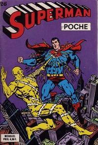 Cover Thumbnail for Superman Poche (Sage - Sagédition, 1976 series) #26
