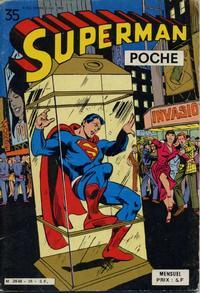 Cover Thumbnail for Superman Poche (Sage - Sagédition, 1976 series) #35