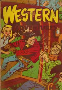 Cover Thumbnail for Western Adventures (Export Publishing, 1950 series)
