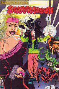 Cover Thumbnail for Scaramouch (Innovation, 1990 series) #1