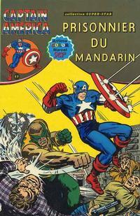 Cover Thumbnail for Captain America (Arédit-Artima, 1979 series) #[2]