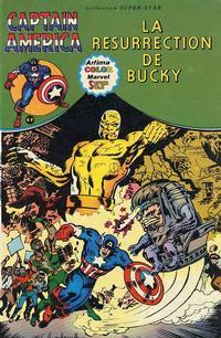 Cover Thumbnail for Captain America (Arédit-Artima, 1979 series) #[4]