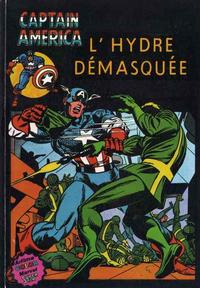 Cover Thumbnail for Captain America (Arédit-Artima, 1979 series) #9