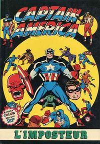 Cover Thumbnail for Captain America (Arédit-Artima, 1979 series) #12