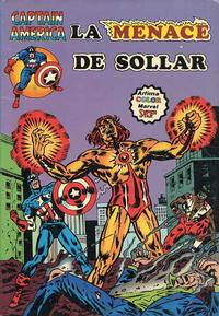 Cover Thumbnail for Captain America (Arédit-Artima, 1979 series) #14