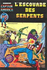 Cover Thumbnail for Captain America (Arédit-Artima, 1979 series) #15