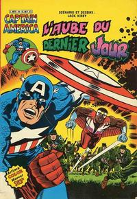 Cover Thumbnail for Captain America (Arédit-Artima, 1979 series) #19
