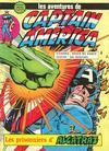 Cover for Captain America (Arédit-Artima, 1979 series) #23
