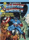 Cover for Captain America (Arédit-Artima, 1979 series) #25