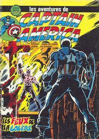 Cover Thumbnail for Captain America (Arédit-Artima, 1979 series) #24