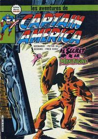 Cover Thumbnail for Captain America (Arédit-Artima, 1979 series) #26