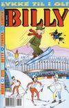 Cover for Billy (Hjemmet / Egmont, 1998 series) #3/2010
