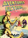 Cover for Aventures Fiction (Arédit-Artima, 1958 series) #21
