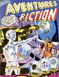 Cover Thumbnail for Aventures Fiction (Arédit-Artima, 1958 series) #1
