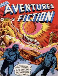 Cover Thumbnail for Aventures Fiction (Arédit-Artima, 1958 series) #2