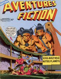 Cover Thumbnail for Aventures Fiction (Arédit-Artima, 1958 series) #3
