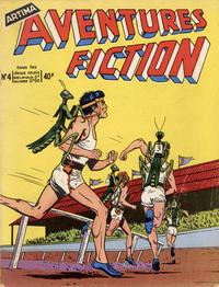Cover Thumbnail for Aventures Fiction (Arédit-Artima, 1958 series) #4