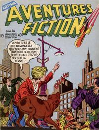 Cover Thumbnail for Aventures Fiction (Arédit-Artima, 1958 series) #5
