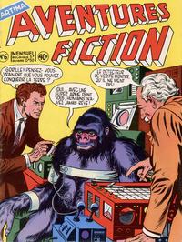 Cover Thumbnail for Aventures Fiction (Arédit-Artima, 1958 series) #6
