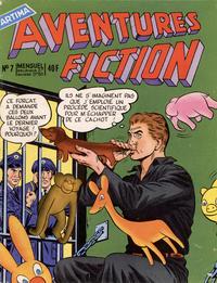 Cover Thumbnail for Aventures Fiction (Arédit-Artima, 1958 series) #7