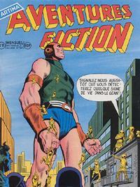 Cover Thumbnail for Aventures Fiction (Arédit-Artima, 1958 series) #8